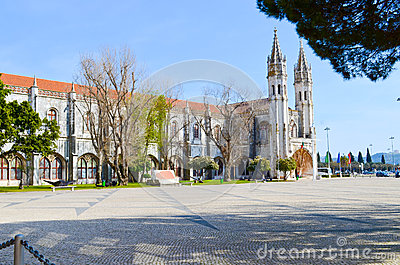 Lisbon navy museum