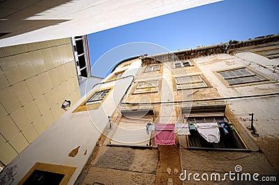 Lisbon oldtown alley