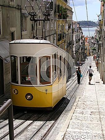 Free Lisbon Tram Royalty Free Stock Images - 242819