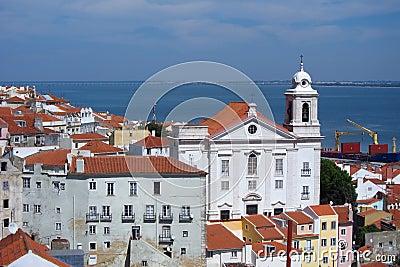 Lisbon view (miraduro)