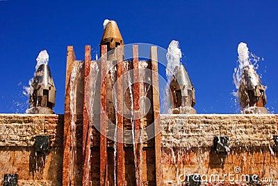 Lisbon Water Feature