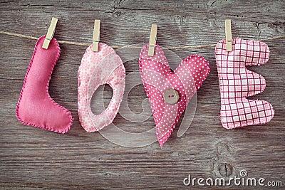 List miłość