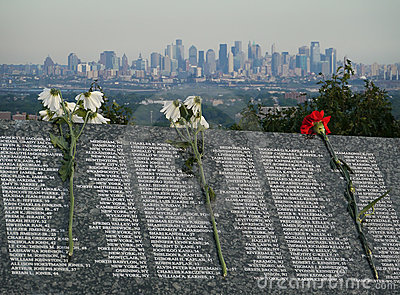 List of Victims from Sept. 11, 2001 Editorial Photography