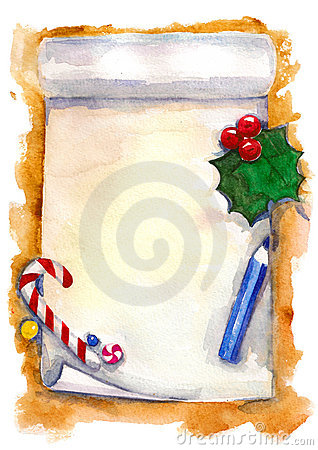 Liste d objectifs de Noël