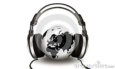 Listening Globe