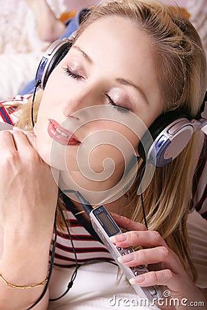 Free Listening Music Stock Photo - 43460