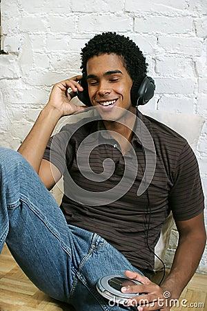 Free Listening To Music Stock Photos - 343493