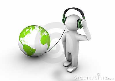 Listening to the world