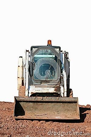 Liten bulldozer