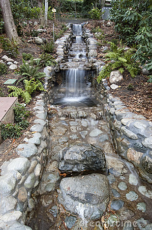 Lithia Park Waterfall