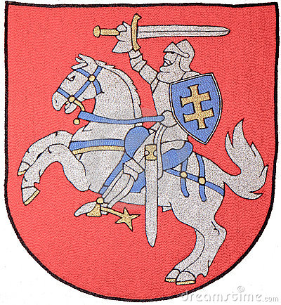 Lithuania Emblem