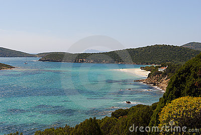 Litoral de Sardinia