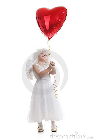 Free Little Angel Royalty Free Stock Photography - 17439277