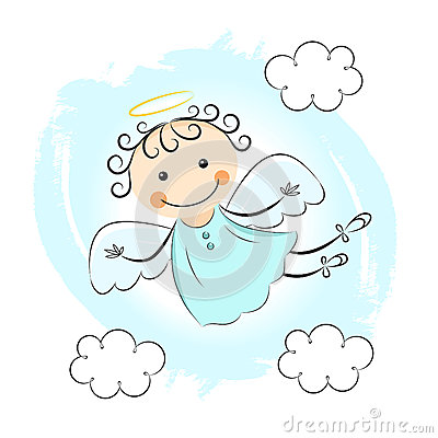 Little Angel Stock Photos - Image: 32040663
