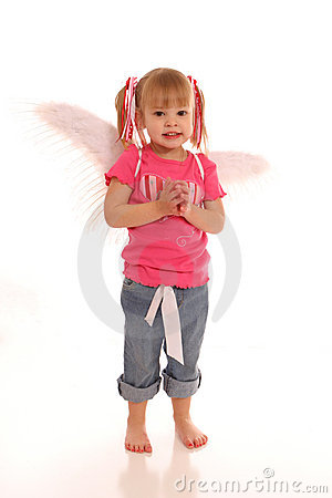 Little Angel Girl1