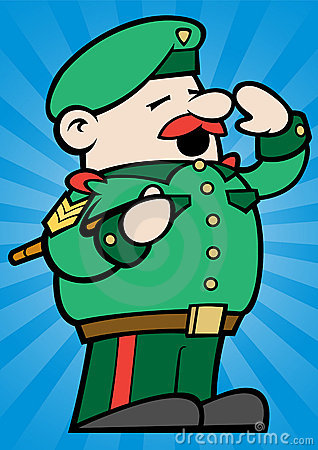 Little Army Sergeant
