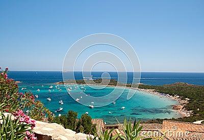 Little azure Bay - Sardinia - Italy