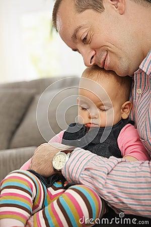 Free Little Baby Sleeping Stock Photo - 13124840