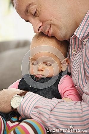 Free Little Baby Sleeping Royalty Free Stock Photos - 13314328