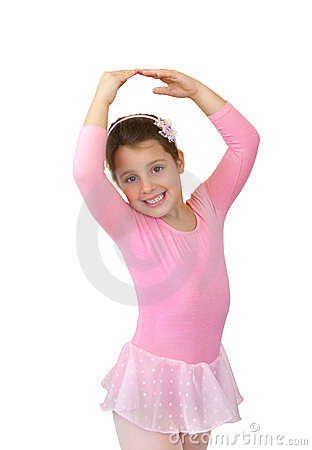 Free Little Ballerina Stock Photos - 1391643