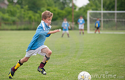 how to start playing soccer