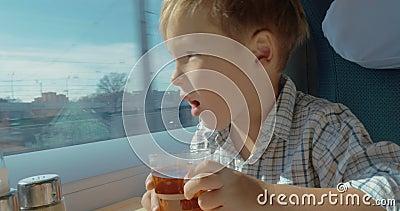 Traveling Cartoon Car Stock Illustrations – 1,141 ...  Little Boy Traveling
