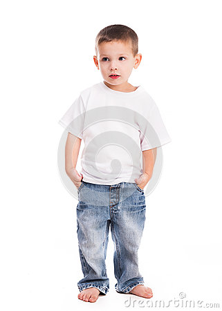 Little White Shirt