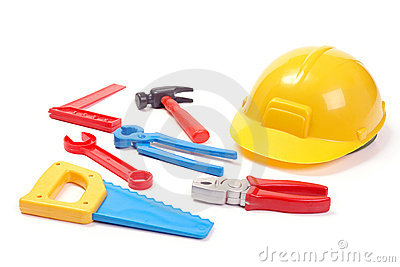Little builder s tools