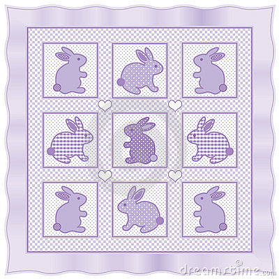 Little Bunnies Quilt