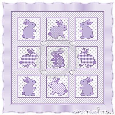Little Bunnies Quilt