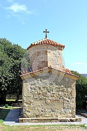 Little chapel in Samtavro Orthodox Church