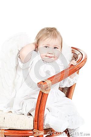 Little child an angel
