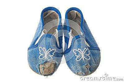 Little Children s Slippers