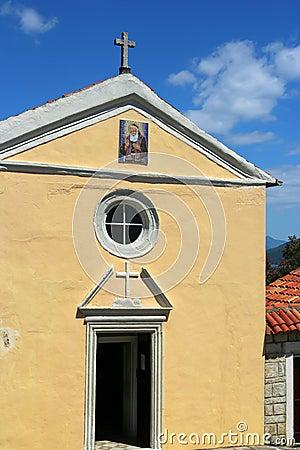 Little church.