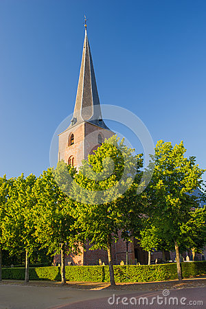 Little Church in Holland
