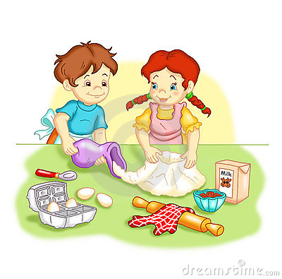 Little cooks