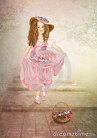 Little Dancer