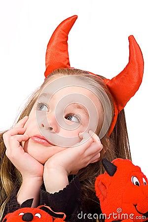 Free Little Devil Stock Photos - 6011883