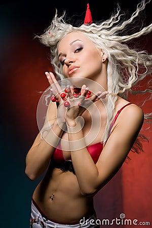 Free Little Devil Stock Images - 7103034