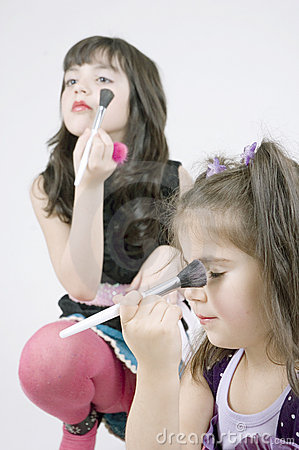 Free Little Divas Royalty Free Stock Photo - 648335
