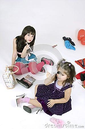 Free Little Divas Stock Images - 648364
