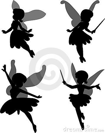Free Little Fairy Royalty Free Stock Photo - 14878005