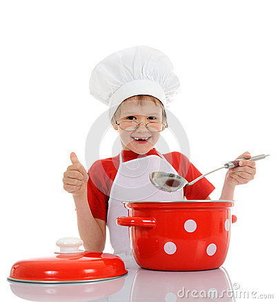 Little funny chef