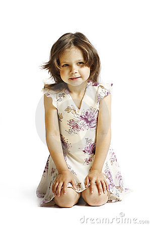 Free Little Girl Royalty Free Stock Image - 11657156