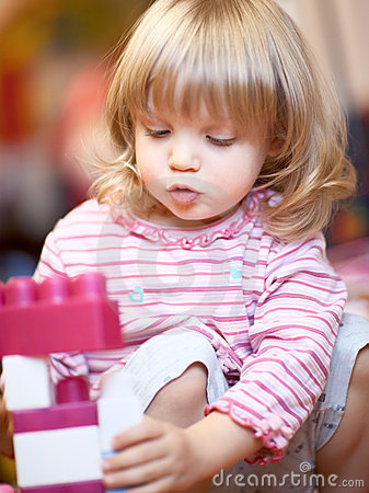 Free Little Girl Stock Photography - 14308662