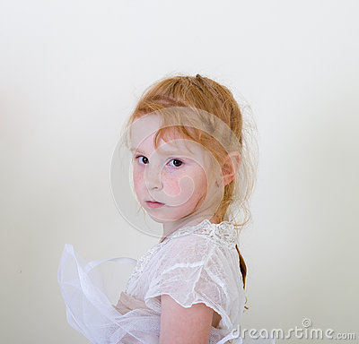 Little Girl Royalty Free Stock Photo - Image: 26294745