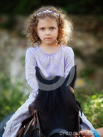 Free Little Girl Stock Photography - 26499852