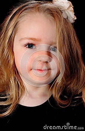 Free Little Girl Royalty Free Stock Photos - 48265668