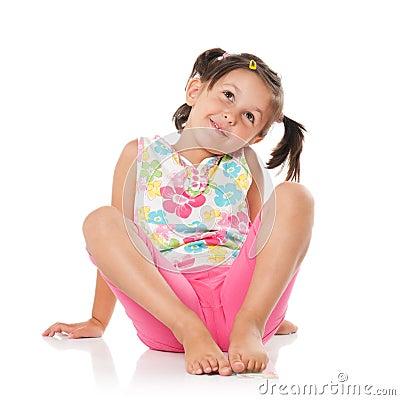 Little girl aspirations