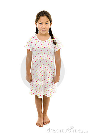 Little girl nightgown